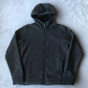Bench Jacket with Hood Youth Size 11-12